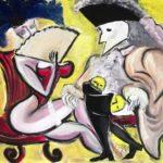 Tableau Colomina : Confidence II - Série à thème Venise Libertine