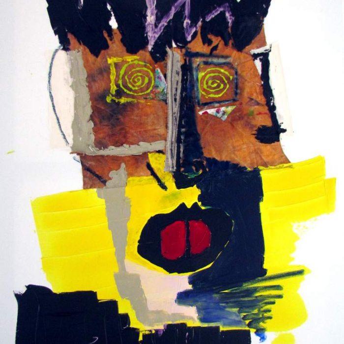 Good job - Peinture Jorge Colomina