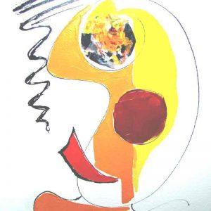 Dessin Jorge Colomina - Lunaire
